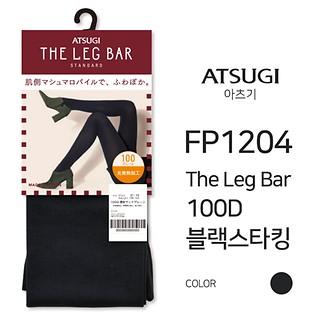 보온 발열 스타킹 100D (black-L)