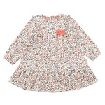 #PH / PETIT FRILL FLOWER DRESS 110