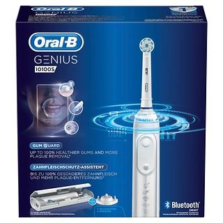 Genius electric toothbrush 9000S WHT