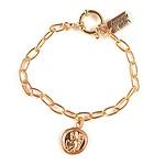 Praying angel bracelet gold 手链