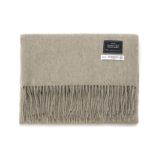 #oat / cashmere wool blended muffler