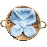MICROFIBER BLUE NECK WARMER 围巾