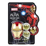 MARVEL AIR FRESHENER IRON MAN 2 PIECES