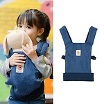 ERGOBABY DOLL CARRIER BLUE BLOOM