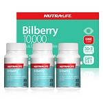 BILBERRY 10,000+LUTEIN SET (30 CAPSULES X 3) / THREE MONTHS