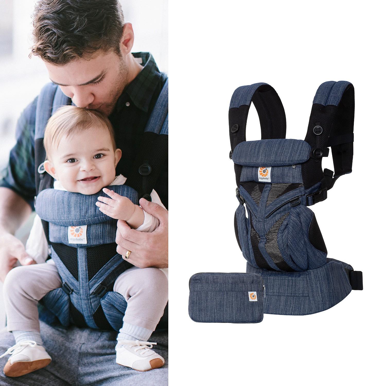 #INDIGO WEAVE / OMNI 360 COOL AIR 婴儿背带