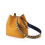 #MUSTARD / PINGO BAG 23 BASIC LEOPARD SET