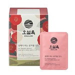 OSULLOC CAMELLIA FLOWER BLOOMING FOREST 10 TEA BAGS