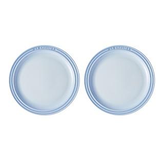 원형접시 19cm-COSTAL BLUE