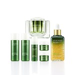 (DUTY-FREE) GINSENG CREAM PROMOTION SET + GINSENG ROYAL SILK 24K GOLD AMPOULE