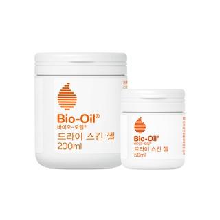 BIO-OIL DRY SKIN GEL 200ML+50ML SET