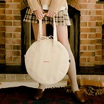#IVORY / FULL MOON ECO BAG