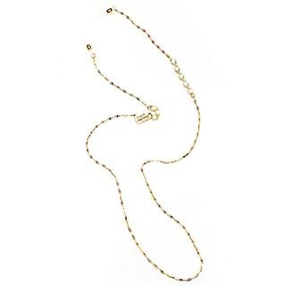 Thelma sunglass chain gold