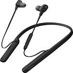 #黑色 / 颈挂式无线降噪耳机 WI1000XM2S