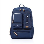 #Navy / Mirre Backpack