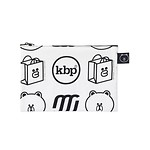 BF KITTY BUNNY PONY SIGNATURE POUCH M