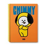BT21 CHIMMY 20HT SPRING NOTE(Purchasable from 2 or more quantities/Displayed price is for 1 quantity)