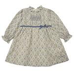 #BL / LUXE FLOWER DRESS 100