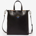 #BLACK / SMALL TOTE_MEN TU