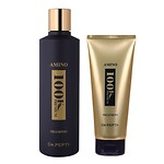 AMINO 100K PREMIUM(洗发水 250ml, 护发素 200ml)