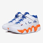#ORANGE/BARRICADE XT LOW KD 儿童鞋 200