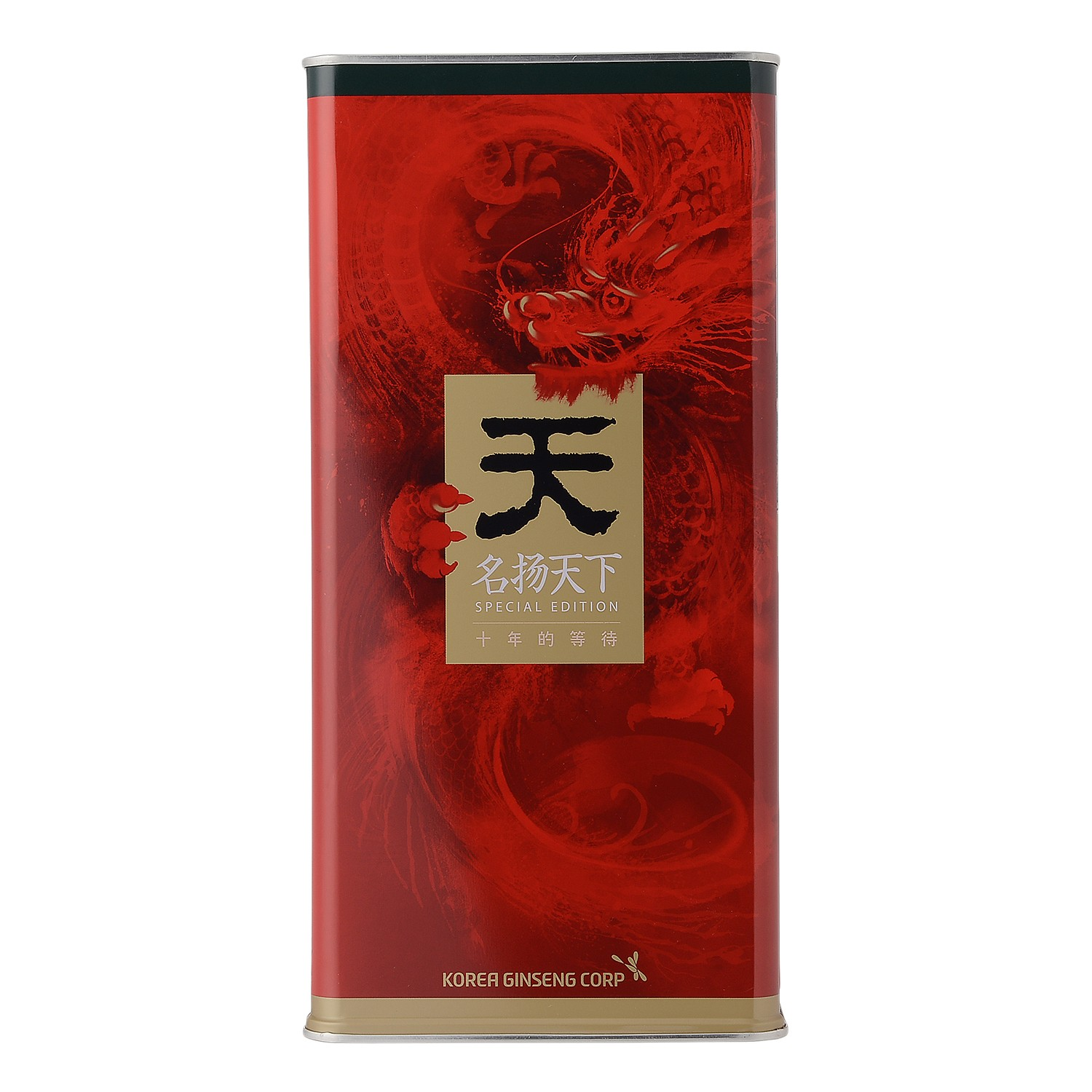 GINSENG CUT (DUTY-FREE SPECIAL)