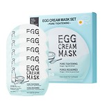 EGG CREAM MASK PORE TIGHTENING SET (N1)