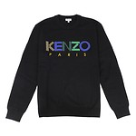 #BLACK / KENZO RTW KENZO PARIS JUMPER_MEN L