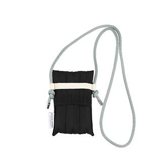#Basalt Black / Knit Pleats Nano B BL