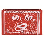 #RED / V.WESTWO LLG I AM EXPENSIVE POUCH 收纳包