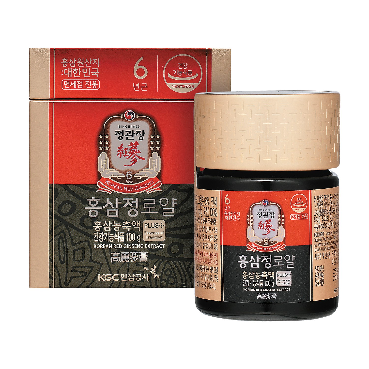 RED GINSENG EXTRACT ROYAL PLUS 100g