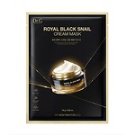 ROYAL BLACK SNAIL CREAM MASK 16g*5P