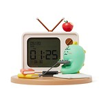 DIGITAL ALARM CLOCK 表_JORDY