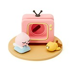 APPLE WATCH CHARGER STAND APEACH